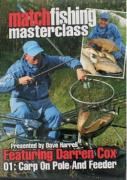 "DVD Match Fishing Masterclass ""Carp on Pole and Feeder"""