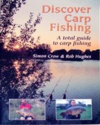 Buch DISCOVER CARP FISHING Crow/Hughes