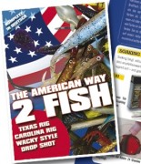 "Sonderheft "" The American Way 2Fish Dropshot """